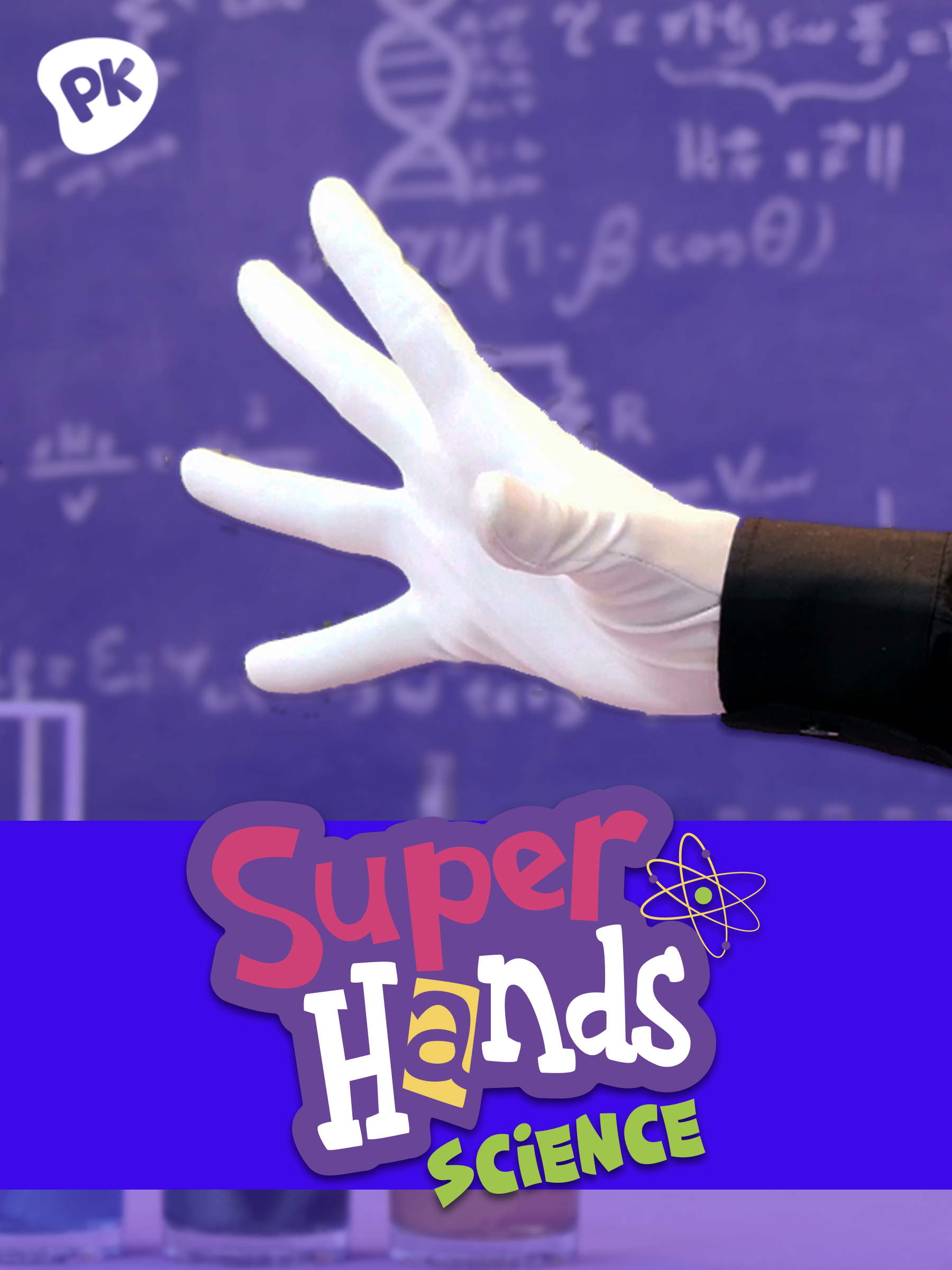 SuperHands Science